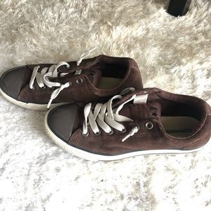 CONVERSE ALL STAR Brown Shoes